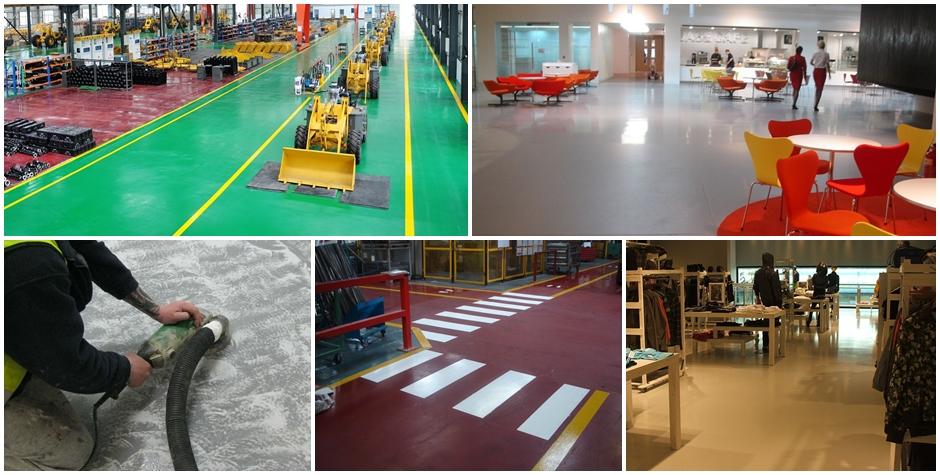 Industrial flooring blackpool for Commercial flooring contractors