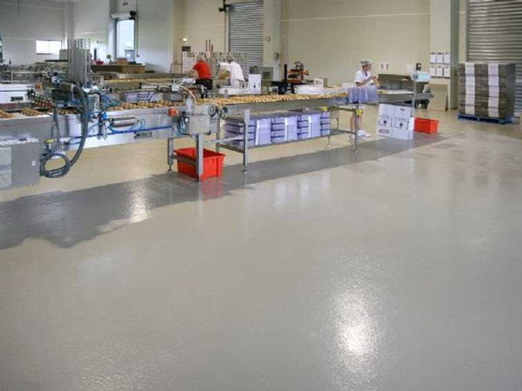 Polyurethane Screeds | Polyurethane Screed Industrial Flooring