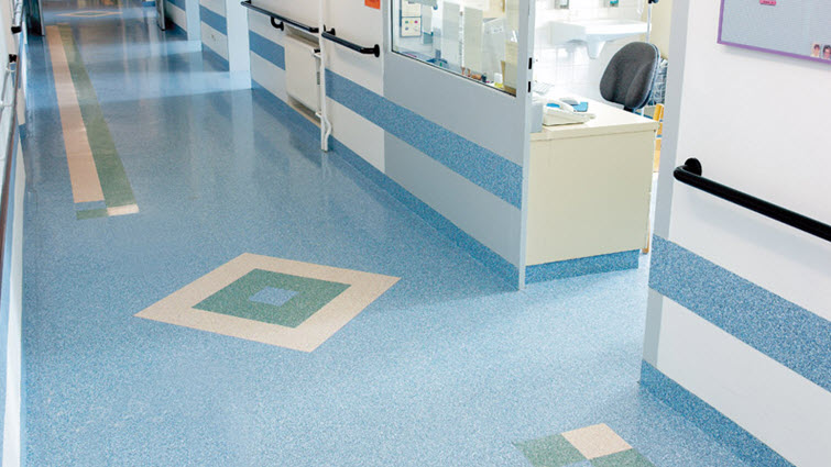 Static Floor Systems : Anti static flooring industrial