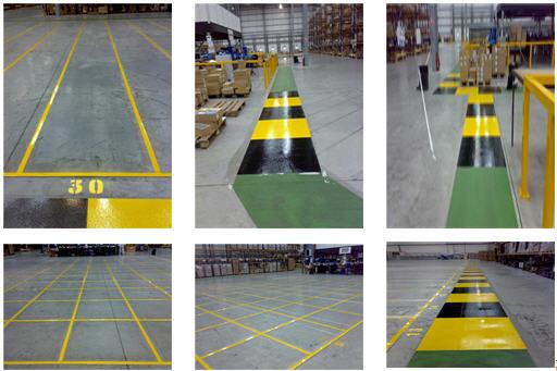 Line Marking 1 Resin Floor Solutions